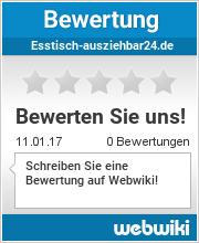 Bewertungen zu esstisch-ausziehbar24.de